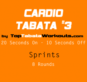 Sprint Tabata